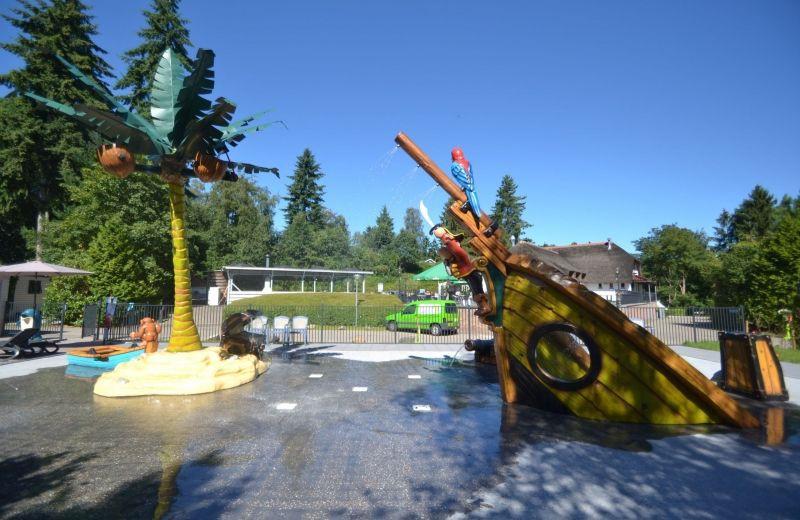 bungalowpark Utrechtse Heuvelrug met zwembad